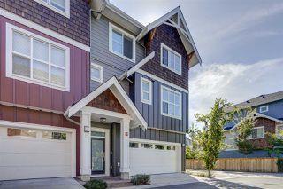 "Photo 1: 11 2150 SALISBURY Avenue in Port Coquitlam: Glenwood PQ Townhouse for sale in ""Salisbury Walk"" : MLS®# R2488285"