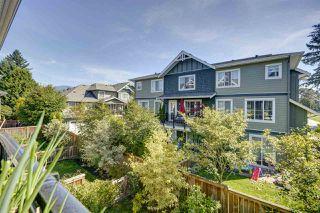 "Photo 15: 11 2150 SALISBURY Avenue in Port Coquitlam: Glenwood PQ Townhouse for sale in ""Salisbury Walk"" : MLS®# R2488285"