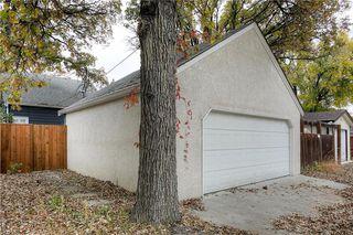 Photo 27: 1038 Jessie Avenue in Winnipeg: Single Family Detached for sale (1Bw)  : MLS®# 202024708