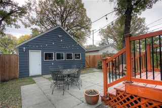 Photo 25: 1038 Jessie Avenue in Winnipeg: Single Family Detached for sale (1Bw)  : MLS®# 202024708