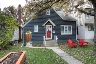Main Photo: 1038 Jessie Avenue in Winnipeg: Crescentwood Residential for sale (1Bw)  : MLS®# 202024708