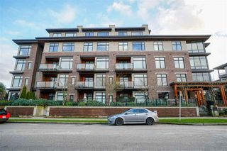 "Photo 1: 107 260 SALTER Street in New Westminster: Queensborough Condo for sale in ""Portage"" : MLS®# R2527993"