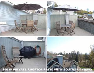 """Photo 2: 33 7488 SOUTHWYNDE Avenue in Burnaby: South Slope Townhouse for sale in """"LEDGESTONE 1"""" (Burnaby South)  : MLS®# V795268"""