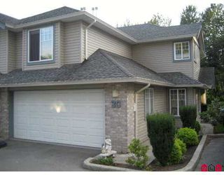 "Photo 1: 30 3270 BLUE JAY Street in Abbotsford: Abbotsford West Townhouse for sale in ""Blue Jay Hills"" : MLS®# F2720573"