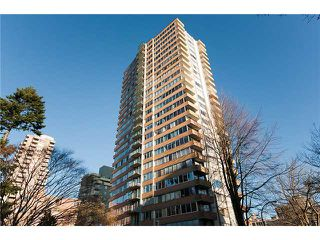 "Main Photo: # 901 2055 PENDRELL ST in Vancouver: West End VW Condo for sale in ""PANORAMA PLACE"" (Vancouver West)  : MLS®# V911013"