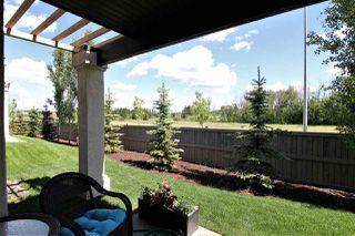 Photo 30: 8 1030 Connelly Way in Edmonton: Zone 55 House Half Duplex for sale : MLS®# E4166406