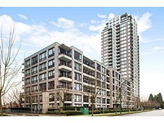 """Photo 1: 513 7138 COLLIER Street in Burnaby: Highgate Condo for sale in """"STANFORD HOUSE"""" (Burnaby South)  : MLS®# R2409815"""