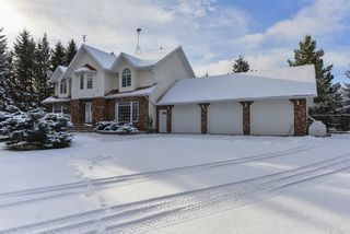 Photo 2: 51 25507 TWP RD 512 A: Rural Parkland County House for sale : MLS®# E4179277