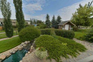 Photo 30: 24 WHISPERING Cove: Stony Plain House for sale : MLS®# E4181293