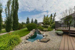 Photo 25: 24 WHISPERING Cove: Stony Plain House for sale : MLS®# E4181293