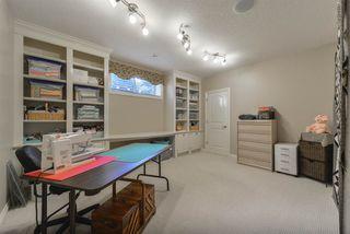 Photo 21: 24 WHISPERING Cove: Stony Plain House for sale : MLS®# E4181293