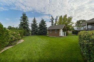 Photo 28: 24 WHISPERING Cove: Stony Plain House for sale : MLS®# E4181293