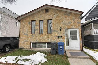 Photo 1: 581 Burrows Avenue in Winnipeg: Residential for sale (4A)  : MLS®# 202000240
