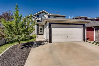 Photo 1: 42 THORNLEIGH Way SE: Airdrie Detached for sale : MLS®# A1018359