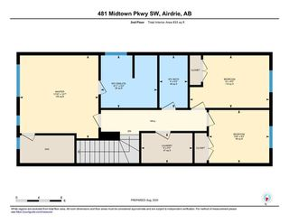 Photo 29: 481 MIDTOWN Parkway SW: Airdrie Semi Detached for sale : MLS®# A1019807