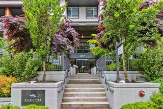 Photo 2: 412 617 SMITH Avenue in Coquitlam: Coquitlam West Condo for sale : MLS®# R2498543