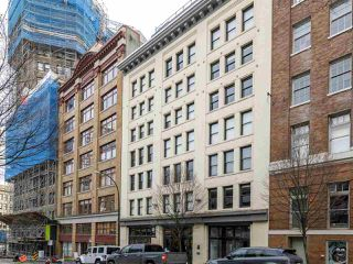 "Main Photo: 705 528 BEATTY Street in Vancouver: Downtown VW Condo for sale in ""The Bowman"" (Vancouver West)  : MLS®# R2530890"