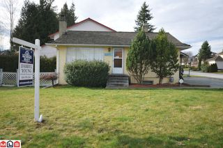 Photo 1: 11079 160TH ST in Surrey: House for sale : MLS®# F1025880