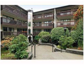 Main Photo: # 315 9847 MANCHESTER DR in Burnaby: Condo for sale : MLS®# V855948