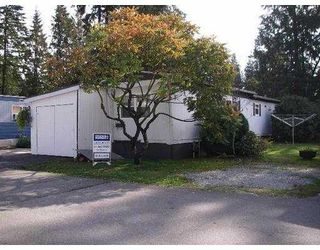 "Photo 2: 46 23264 CALVIN Crescent in Maple_Ridge: East Central Manufactured Home for sale in ""GARIBALDI COURT"" (Maple Ridge)  : MLS®# V673083"