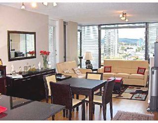 Photo 1: 1504 4118 DAWSON Street in Burnaby: Brentwood Park Condo for sale (Burnaby North)  : MLS®# V706492