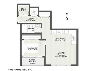 Photo 10: 705 13380 108 Avenue in Surrey: Whalley Condo for sale : MLS®# R2390303