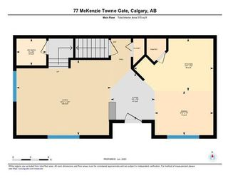 Photo 30: 77 MCKENZIE TOWNE Gate SE in Calgary: McKenzie Towne Row/Townhouse for sale : MLS®# C4302991