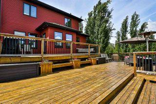 Photo 38: 705 37A Avenue in Edmonton: Zone 30 House for sale : MLS®# E4205899