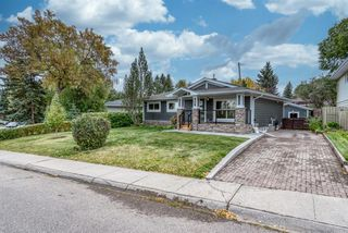 Main Photo: 89 woodlark Drive SW in Calgary: Wildwood Detached for sale : MLS®# A1037449