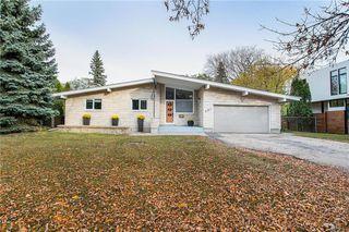 Photo 1: 427 Bower Boulevard in Winnipeg: Residential for sale (1E)  : MLS®# 202025259