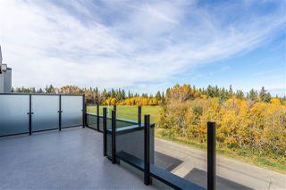 Photo 41: 12111 Aspen Drive West in Edmonton: Zone 16 House for sale : MLS®# E4221836