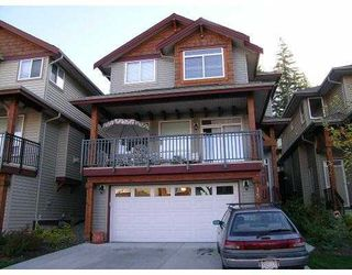 Photo 1: 15 1705 Parkway Blvd in Coquitlam: Westwood Plateau House for sale : MLS®# V615518
