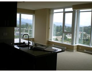 Photo 5: # 2608 651 NOOTKA WY in Port Moody: Condo for sale : MLS®# V793432