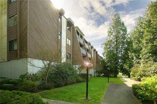 "Photo 1: 111-3911 Carrigan Ct in Burnaby: Government Road Condo for sale in ""Lougheed Estates"" (Burnaby North)  : MLS®# V839645"