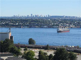"""Photo 1: # 1806 145 ST GEORGES AV in North Vancouver: Lower Lonsdale Condo for sale in """"TALISMAN"""" : MLS®# V915394"""