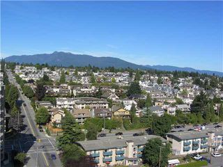"""Photo 9: # 1806 145 ST GEORGES AV in North Vancouver: Lower Lonsdale Condo for sale in """"TALISMAN"""" : MLS®# V915394"""