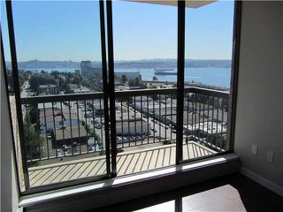 """Photo 6: # 1806 145 ST GEORGES AV in North Vancouver: Lower Lonsdale Condo for sale in """"TALISMAN"""" : MLS®# V915394"""