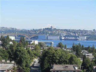 """Photo 8: # 1806 145 ST GEORGES AV in North Vancouver: Lower Lonsdale Condo for sale in """"TALISMAN"""" : MLS®# V915394"""
