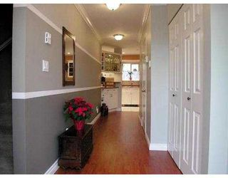 "Photo 7: 3 413 13TH ST in New Westminster: Uptown NW Townhouse for sale in ""LMS 1568"" : MLS®# V583140"