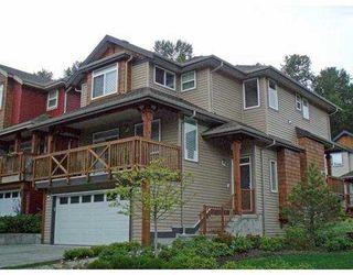Photo 1: 34 2281 ARGUE Street in Port_Coquitlam: Citadel PQ House for sale (Port Coquitlam)  : MLS®# V691564