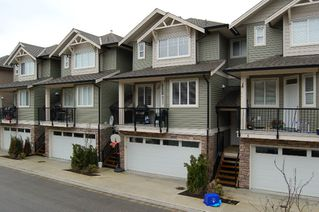 Photo 1: 6 11720 Cottonwood Drive in Maple Ridge: Cottonwood MR Townhouse for sale