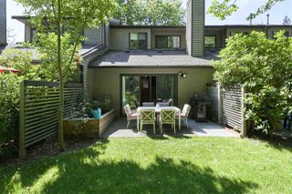 Photo 1: 8581 FLOWERING Place in Burnaby: Forest Hills BN Townhouse for sale (Burnaby North)  : MLS®# R2389329