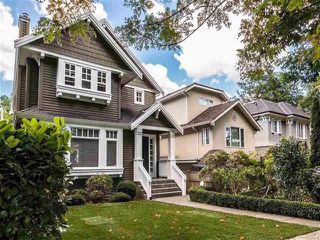 Photo 1: 3513 W 19TH Avenue in Vancouver: Dunbar House for sale (Vancouver West)  : MLS®# R2399055