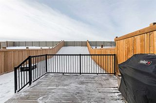 Photo 32: 3612 9 Street in Edmonton: Zone 30 House Half Duplex for sale : MLS®# E4181859