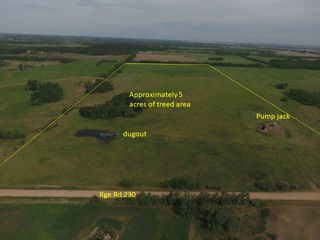 Photo 1: RR 230 & Twp564 4-22-56-31-SW: Rural Sturgeon County Rural Land/Vacant Lot for sale : MLS®# E4187904