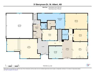 Photo 41: 31 BERRYMORE Drive: St. Albert House for sale : MLS®# E4193172