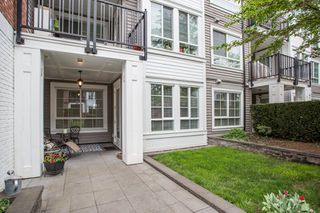 """Photo 2: 112 545 FOSTER Avenue in Coquitlam: Coquitlam West Condo for sale in """"FOSTER"""" : MLS®# R2452266"""