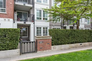 """Photo 1: 112 545 FOSTER Avenue in Coquitlam: Coquitlam West Condo for sale in """"FOSTER"""" : MLS®# R2452266"""