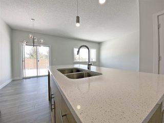 Photo 2: 74 JUNEAU Way: St. Albert House Half Duplex for sale : MLS®# E4196050