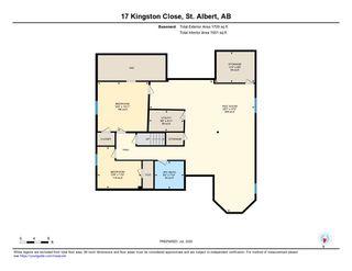 Photo 39: 17 Kingston Close: St. Albert House for sale : MLS®# E4207428